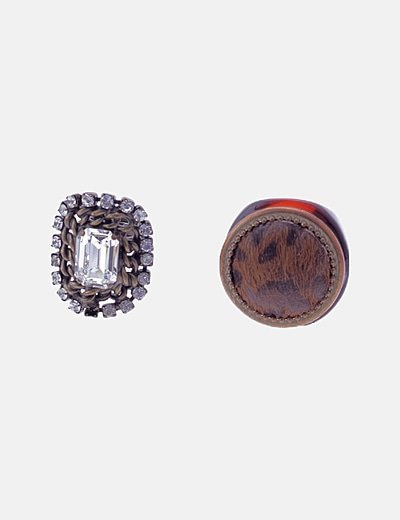 Pack anillos combinado