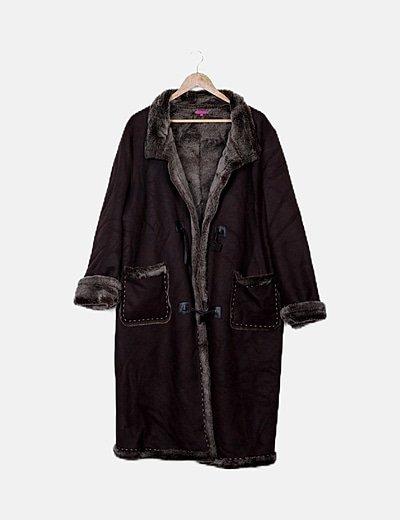 Adolfo Dominguez long coat
