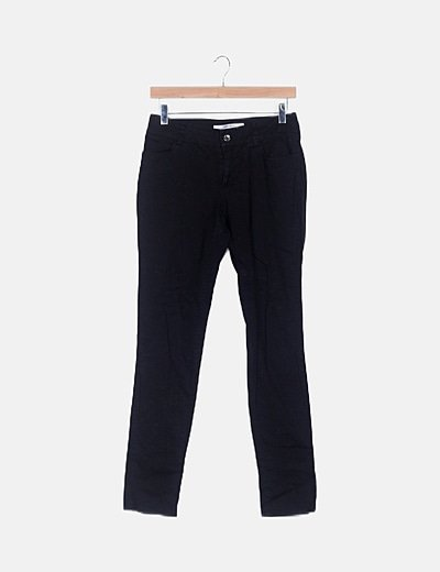 Pantalon coupe droite Zara