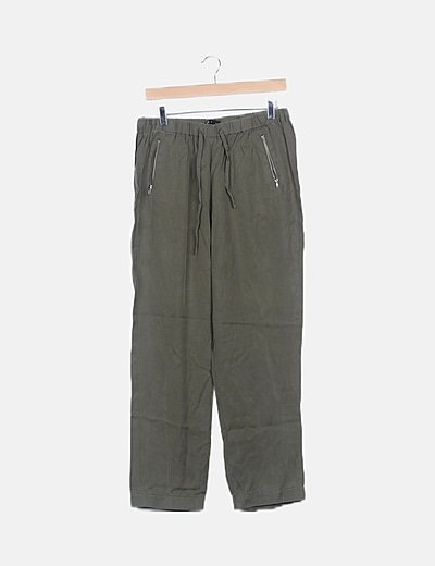 Tex baggy trousers