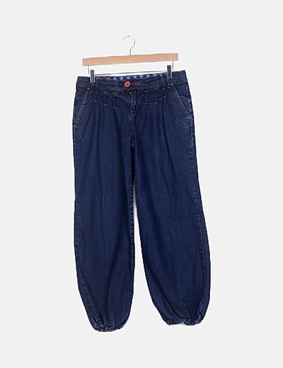 Desigual baggy trousers