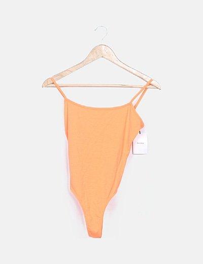 Body naranja flúor