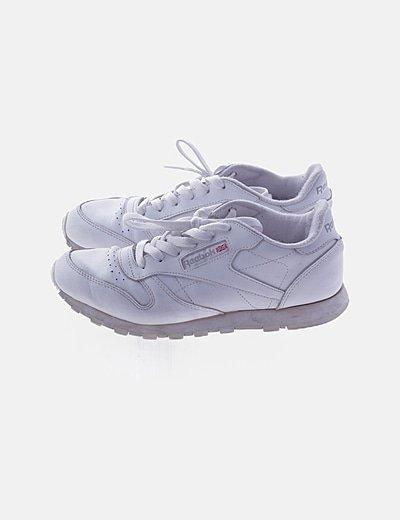 Sneaker classic blanca