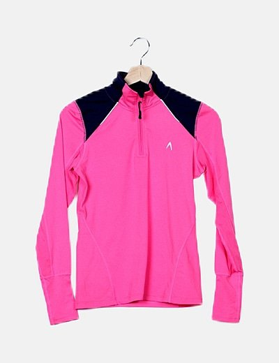 Camiseta deportiva fluor