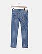 Jeans efecto desgastado Zara