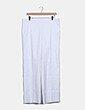 Pantalón fluido blanco Chevingun
