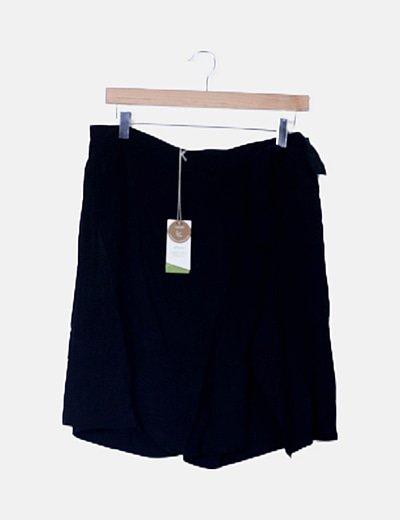 Bermudas /falda negra