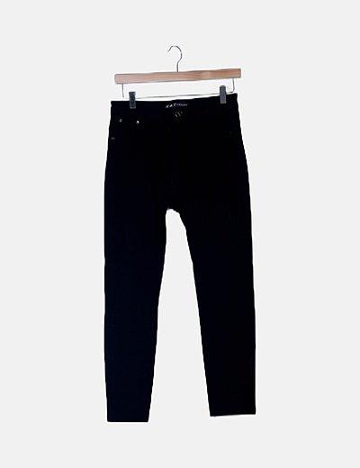 Jeans denim negro