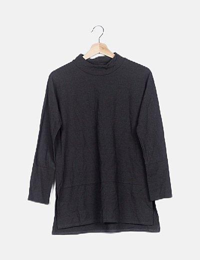 Jersey gris marengo