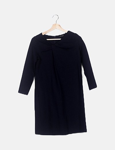 Camiseta negra tirante