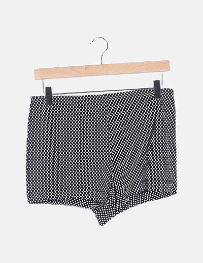 Short negro polka dot