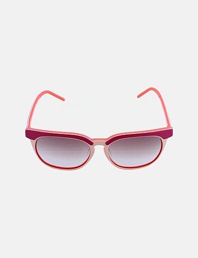 Gafas de sol montura multicolor