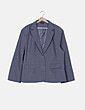 Conjunto gris marengo blazer y chino Venca