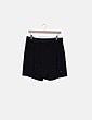 Falda pantalón negro Skunkfunk