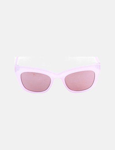 Gafas rosas polarizadas