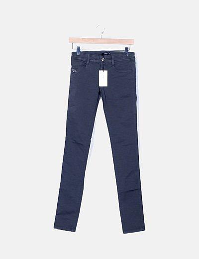 Jeans básico gris