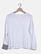 Camiseta blanca manga larga PAN