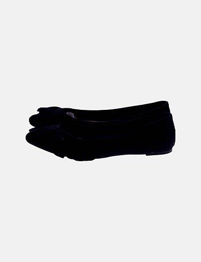 Bailarina combinada negra antelina