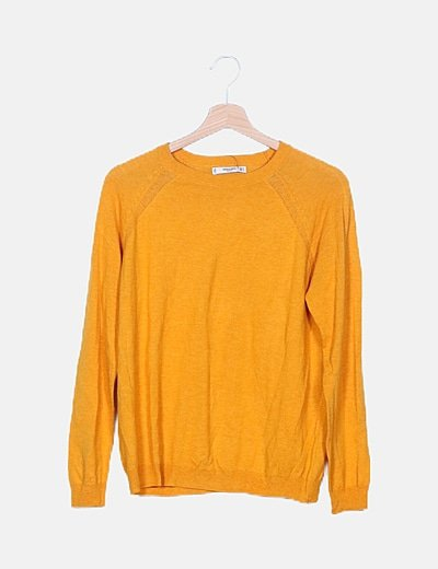 Jersey naranja tricot