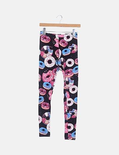 Legging donuts multicolor
