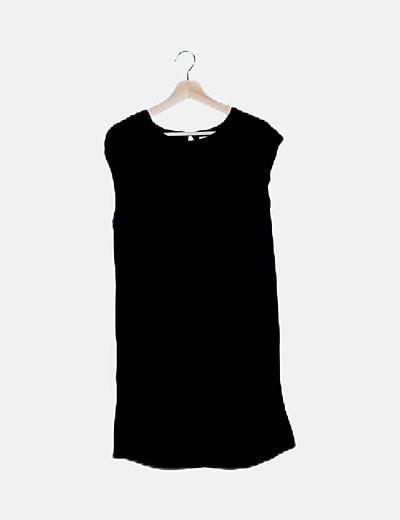 Vestido negro mini