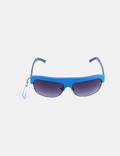 Gafas de sol montura azul