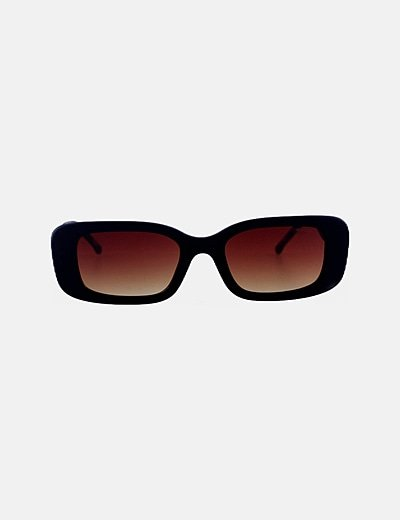 Gafas de sol montura negra mate