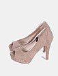 Sapatos de tacão Chalada