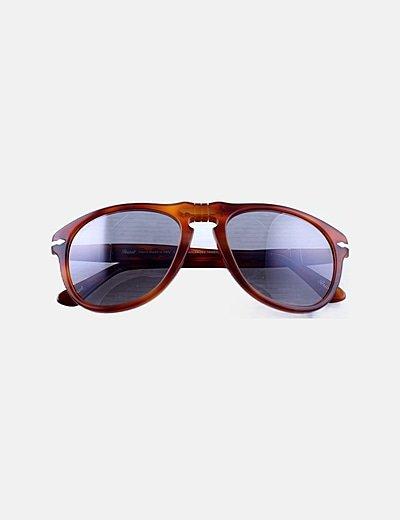 Gafas de sol pasta marrón