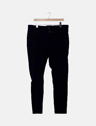 Legging negro low waist