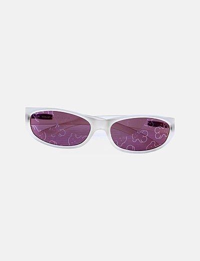 Gafas de sol marfil