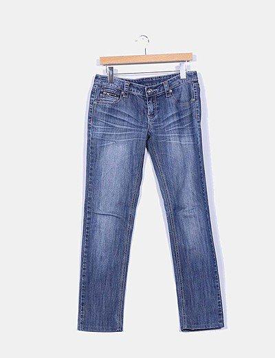 Jeans pata recta