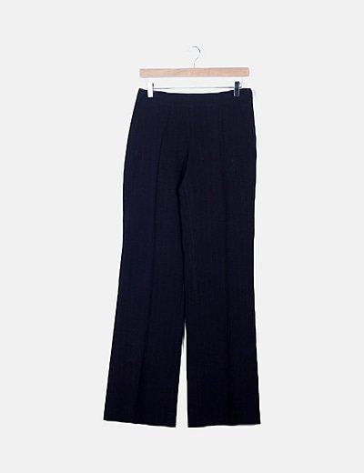 Conjunto pantalón y americana rayas bicolor