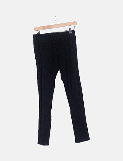 Legging elástico negro