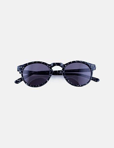 Gafas de sol degradadas