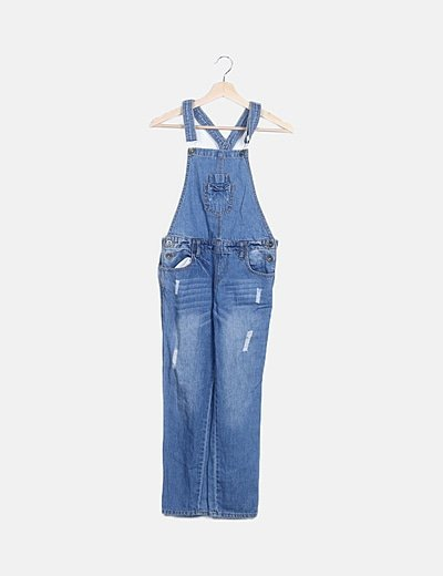 Peto denim azul ripped