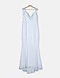 Maxi vestido blanco tirantes Lipsy London