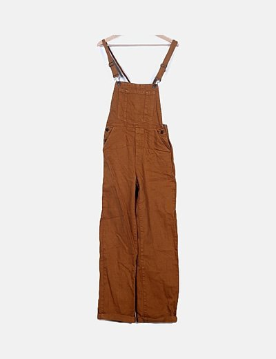 Peto denim camel