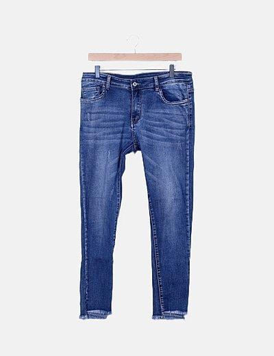 Jeans deflecados