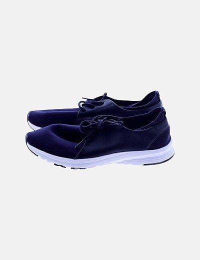 Zapatillas deportivas azul marino