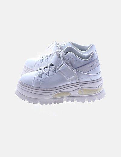 Zapatillas monster blancas