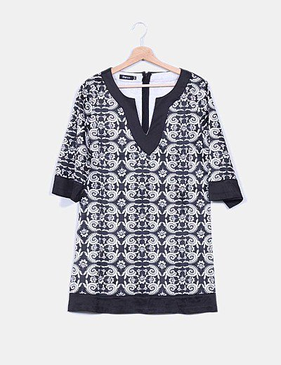 Suiteblanco tunic dress