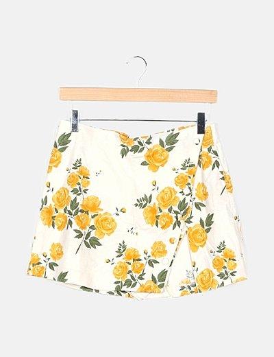 Mini falda/pantalón