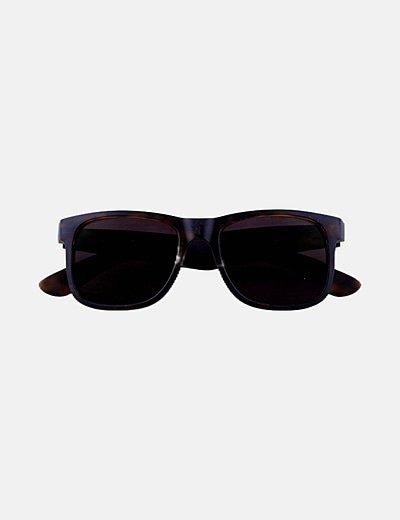 Gafas de sol montura mate carey