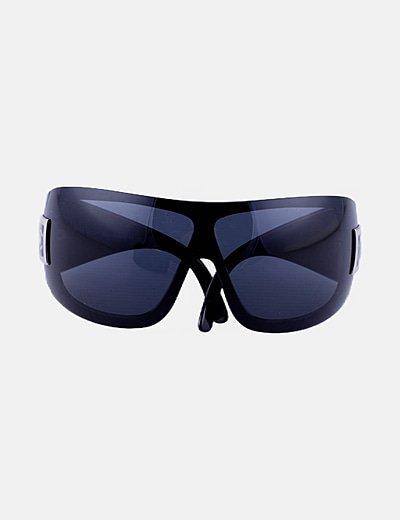Gafa de sol negra cristal polarizado