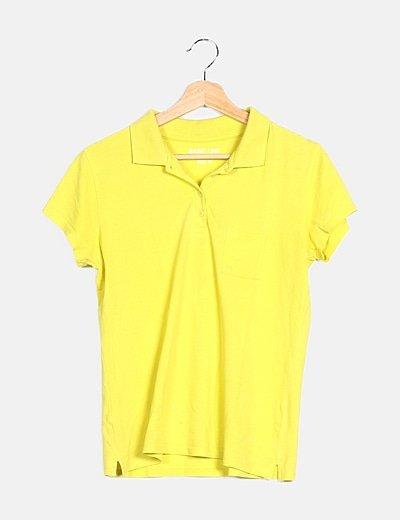 Polo amarillo logo
