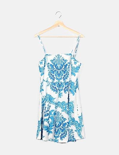 SheIn midi dress