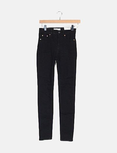 Jeans skinny negro
