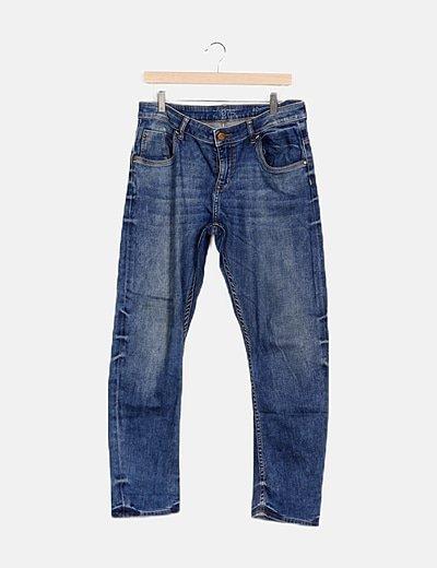 Jeans denim boyfriend