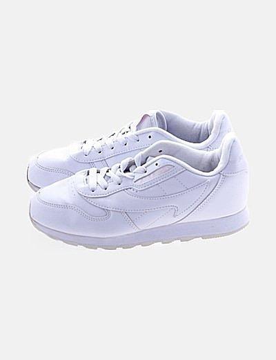 Zapatillas deportivas blanca